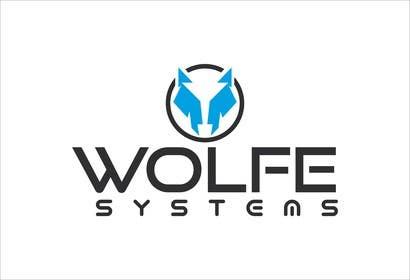 Nro 590 kilpailuun Develop a Corporate Identity for Wolfe Systems käyttäjältä jayantiwork