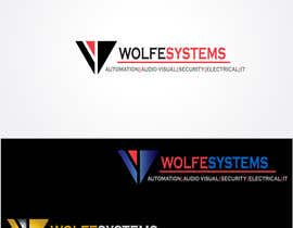 #579 for Develop a Corporate Identity for Wolfe Systems af salman00