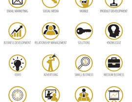 #1 untuk Design some Icons for The Strategic Consultancy Group oleh teAmGrafic
