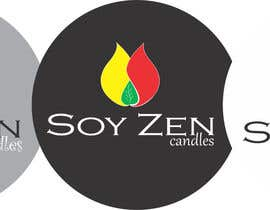 #44 for Design a Logo for an only soy Candle Business by anaabosiljcic