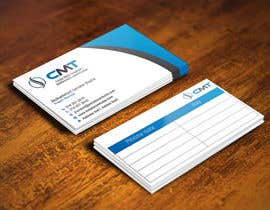 #125 cho Design Business Card for CMT bởi gohardecent
