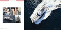 Bài tham dự #3 về Brochure Design cho cuộc thi Design an Advertisement for a Yacht Company