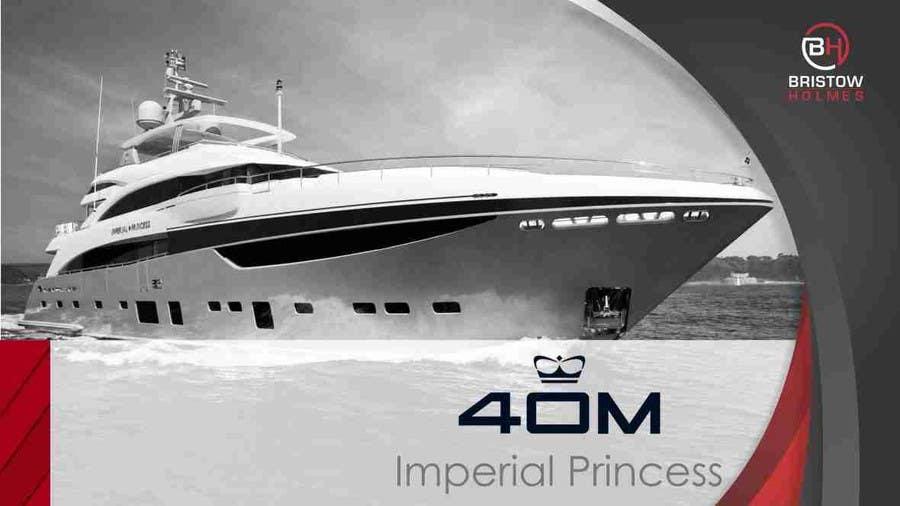 Bài tham dự cuộc thi #13 cho Design an Advertisement for a Yacht Company