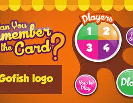 jonapottger tarafından Design a new menu screen for Go-Fish App için no 13