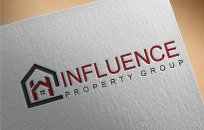 #64 untuk Design a Logo for Influence Property Group oleh alyymomin