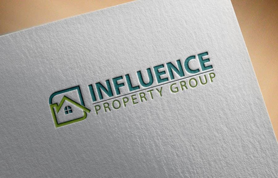 Penyertaan Peraduan #38 untuk Design a Logo for Influence Property Group