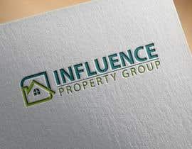 Nro 38 kilpailuun Design a Logo for Influence Property Group käyttäjältä erangamail