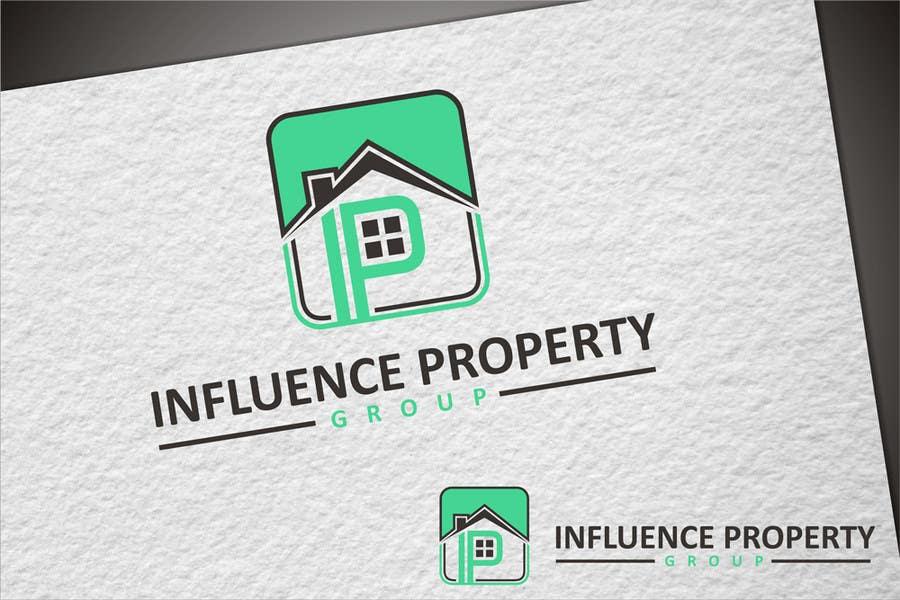 Penyertaan Peraduan #128 untuk Design a Logo for Influence Property Group