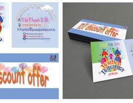 #50 para Design some Business Cards for Bounce Bonanza por aquinojovenchris