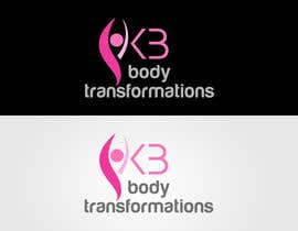#10 cho Design a Logo for KB Body Transformations bởi stoilova
