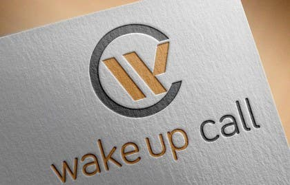 "#24 for Logo and visual identity for event ""Wake up call"" af mdrashed2609"