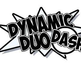 #72 untuk Design a Logo for Dynamic Duo Dash oleh SilvinaBrough