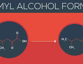#2 for Need an chemical reaction illustrated as high quality vector image by emanuelsousaa
