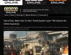 #26 untuk Design Logo for a Gaming News Website oleh bezil