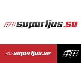 #5 para Designa en logo for Superljus por Rosach