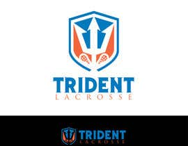 #40 for Design a Logo for Trident Lacrosse af dlanorselarom