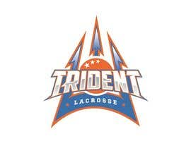 #44 for Design a Logo for Trident Lacrosse af roman230005