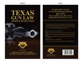#90 for New Book Cover Needed For Very Popular Gun Law Book by decorusads