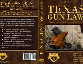 #57 for New Book Cover Needed For Very Popular Gun Law Book af PixelCandyStudio