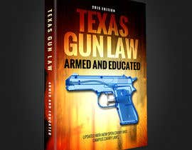 #109 for New Book Cover Needed For Very Popular Gun Law Book by redAphrodisiac
