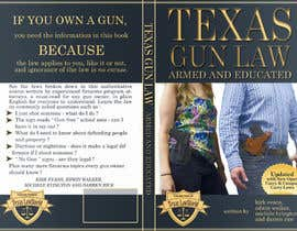 #112 for New Book Cover Needed For Very Popular Gun Law Book af subratodeb