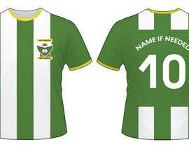 #1 for Design a soccer Jersey by SouthArtel