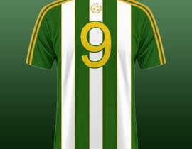 #21 for Design a soccer Jersey by designmefire