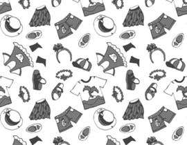 #13 para Illustrate a pattern for our store por CamAnhh