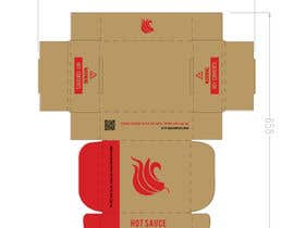 #14 for Create Print and Packaging Designs for HotSauceClub.co.uk Box by shdt