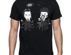 #26 untuk Geek Tshirts designs based on Pop Culture oleh trcoolmec