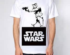 #46 untuk Geek Tshirts designs based on Pop Culture oleh aandrienov
