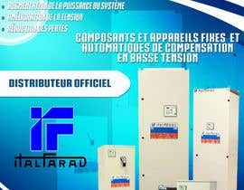 #27 for Concevez un flyer for ELECTRO TRADING - ITALFARAD by jatacs