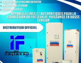 #33 for Concevez un flyer for ELECTRO TRADING - ITALFARAD by jatacs