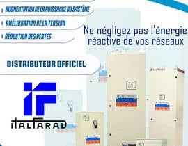 #39 for Concevez un flyer for ELECTRO TRADING - ITALFARAD by jatacs