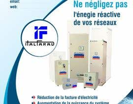 #44 for Concevez un flyer for ELECTRO TRADING - ITALFARAD by ezesol