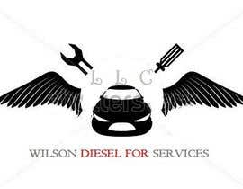 #2 cho Design a Logo for my mobile diesel mechanic service bởi sacibizet