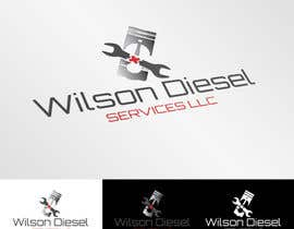 #11 untuk Design a Logo for my mobile diesel mechanic service oleh hics