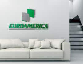 #57 for Design a Logo for EUROAMERICA af ciprilisticus
