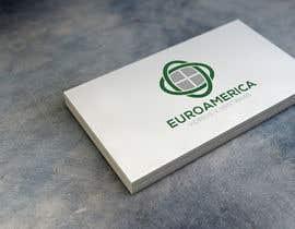 Nro 18 kilpailuun Design a Logo for EUROAMERICA käyttäjältä ChoDa93