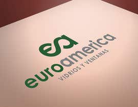 #60 for Design a Logo for EUROAMERICA af gabrisilva