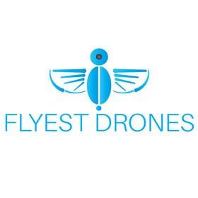 Nro 42 kilpailuun Design a Logo for FlyestDrones.com käyttäjältä shanzaedesigns