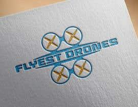 #35 untuk Design a Logo for FlyestDrones.com oleh Renovatis13a