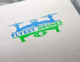 #40 untuk Design a Logo for FlyestDrones.com oleh Renovatis13a