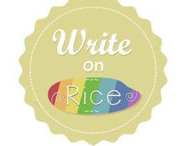 Nro 11 kilpailuun Design a Logo for Rice Art Company käyttäjältä arthur2341