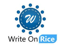 #6 untuk Design a Logo for Rice Art Company oleh HAIMEUR