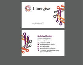 #258 for Design business cards for Innergise af imtiazmahmud80