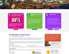 #54 untuk Build a Website for dubaivisas.co.uk oleh ibrahimnassar