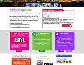 #78 untuk Build a Website for dubaivisas.co.uk oleh ibrahimnassar