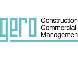 #53 para Design a Logo for Gero Construction Commercial Management por slcreation