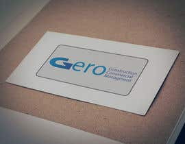 #37 para Design a Logo for Gero Construction Commercial Management por munawar64